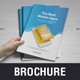 Mobile Apps Promotion Brochure v1 - GraphicRiver Item for Sale