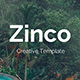 Zinco Premium Powerpoint Template - GraphicRiver Item for Sale