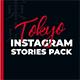 Tokyo - Instagram Stories Pack - VideoHive Item for Sale