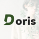 Doris - Personal Blog PSD Template - ThemeForest Item for Sale