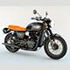 Triumph_T100_2019 tuning - 3DOcean Item for Sale