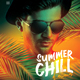 Summer Chill DJ Flyer - GraphicRiver Item for Sale