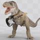 Dinosaur Rock Star - VideoHive Item for Sale