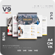 Corporate V9 Flyer Bundle - GraphicRiver Item for Sale