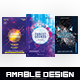 3 in 1 Sounds Flyer/Poster Bundle - GraphicRiver Item for Sale