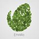 Clean Particles Vortex Logo - VideoHive Item for Sale