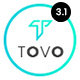 Tovo - HTML App Landing Page - ThemeForest Item for Sale