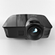 Optoma Projector - 3DOcean Item for Sale