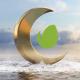 Ramadan On The Ocean Logo - VideoHive Item for Sale