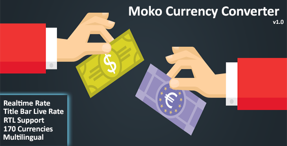 Moko Currency Converter