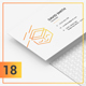 Lanscape Business Card Mockup - GraphicRiver Item for Sale