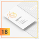 Portrait Business Card Mockup - GraphicRiver Item for Sale