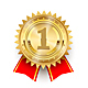 Gold Medal 1st Place - GraphicRiver Item for Sale