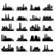 Industry Business Buildings - GraphicRiver Item for Sale