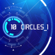 10 Conceptual HUD Circles Set - GraphicRiver Item for Sale