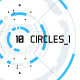 10 HUD Circle Elements - GraphicRiver Item for Sale