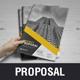 Project Proposal Design v4 - GraphicRiver Item for Sale