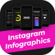 Instagram Infographics - VideoHive Item for Sale