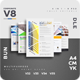 Corporate V8 Flyer Bundle - GraphicRiver Item for Sale