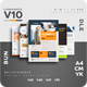 Corporate V10 Flyer Bundle - GraphicRiver Item for Sale