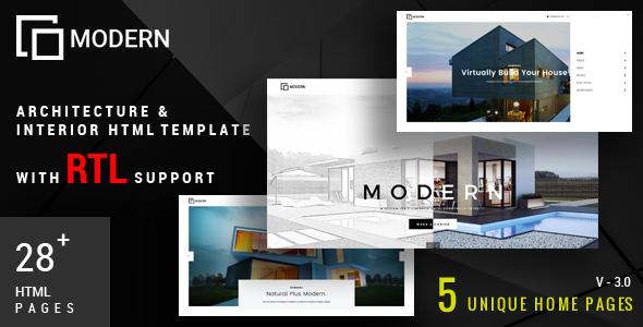 Modern - Architecture
