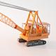 Big industrial Crane 3d - 3DOcean Item for Sale