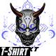 Oni Geometric Toxic Tshirt - GraphicRiver Item for Sale