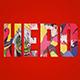 Comic Super Hero Logo Opener - VideoHive Item for Sale
