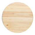 Round wooden cutting board isolated on white background - PhotoDune Item for Sale