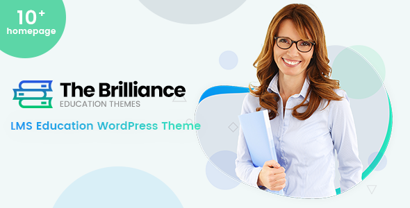 The Brilliance - LMS Education WordPress Theme