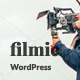 Filmic - Movie Studio & Film Maker WordPress Theme - ThemeForest Item for Sale
