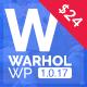 Warhol - Responsive Multipurpose WordPress Theme for Creatives - ThemeForest Item for Sale