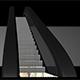 Two escalators - 3DOcean Item for Sale
