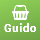 Guido - Creative complete eCommerce PSD template - ThemeForest Item for Sale