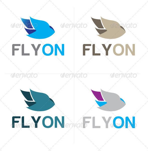 Flyon Logo