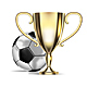 Soccer Ball and Golden Cup - GraphicRiver Item for Sale