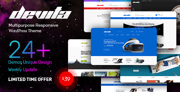 Review: Devita - Multipurpose Theme for WooCommerce WordPress free download Review: Devita - Multipurpose Theme for WooCommerce WordPress nulled Review: Devita - Multipurpose Theme for WooCommerce WordPress