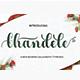 Chandele - GraphicRiver Item for Sale