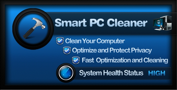 Smart PC Cleaner - Full Source Code Download