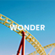 Wonder - Theme Park Google Slides Template - GraphicRiver Item for Sale
