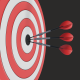 dart target - 3DOcean Item for Sale