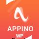 Appino - Creative WordPress App Landing Page - ThemeForest Item for Sale