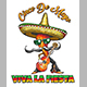 Cinco De Mayo Retro Holiday Poster - GraphicRiver Item for Sale