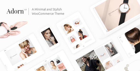 Review: Adorn - Minimal WooCommerce Theme free download Review: Adorn - Minimal WooCommerce Theme nulled Review: Adorn - Minimal WooCommerce Theme