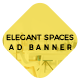 Elegant Spaces HTML5 Ad Banners - CodeCanyon Item for Sale
