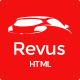 Revus - Auto Dealer HTML - ThemeForest Item for Sale