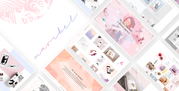 Maribel - Alluring Portfolio Theme for Creatives