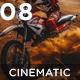 8 Cinematic Motion Lightroom Presets - GraphicRiver Item for Sale