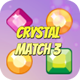 Crystals Match 3 - Html5 Game - CodeCanyon Item for Sale