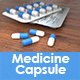Medicine Capsule - 3DOcean Item for Sale